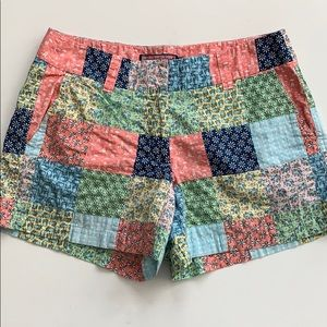 Vineyard Vines | Patchwork Plaid Shorts